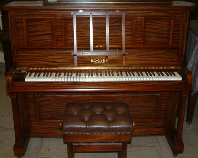Traditional English Rogers Piano
